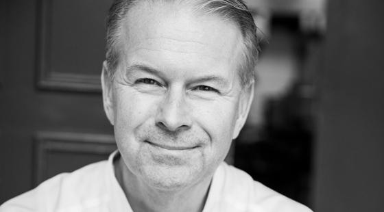 Porträtt av Fredrik Eriksson