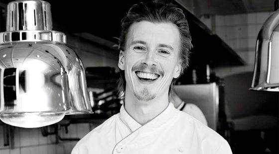 Kocken Paul Svensson.