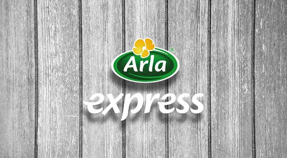 Arla Express – en hämtgrossist för Arlas företagskunder