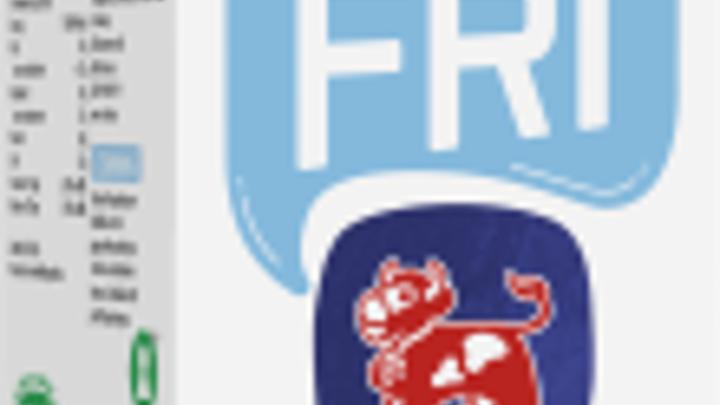 Arla Ko® Ekologisk Laktosfri ekologisk lättfil 0,5%