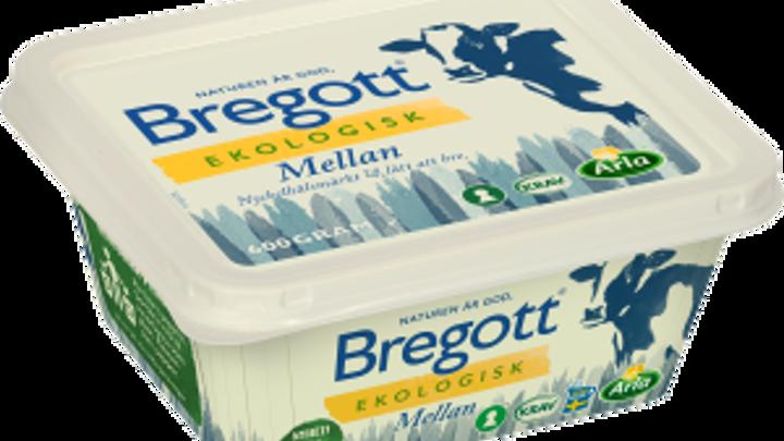 Bregott® Eko Mellan smör & rapsolja