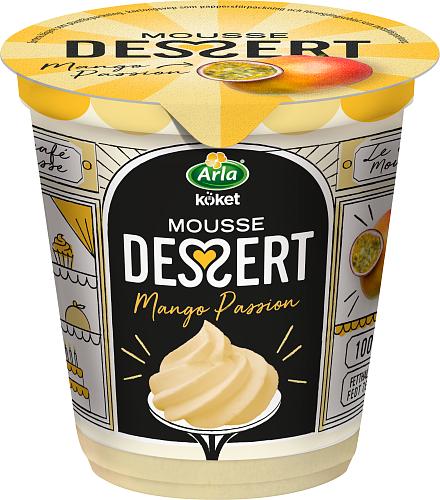 Arla Köket® Moussedessert mango passion