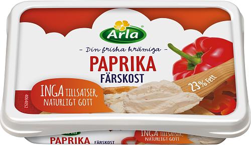 Arla® Färskost Paprika
