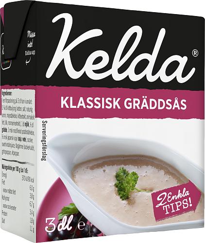 Kelda® Klassisk gräddsås