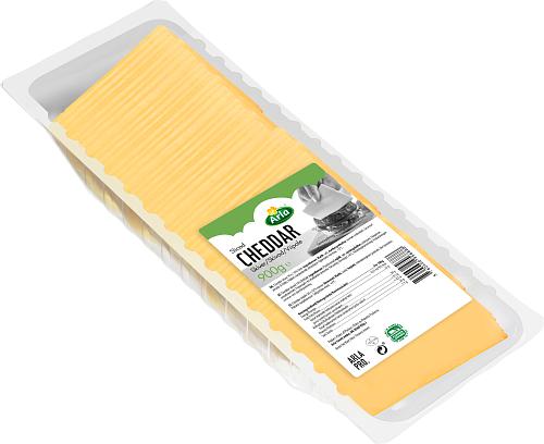 Arla Pro® Cheddar skivad ost