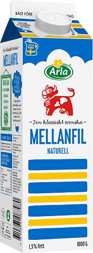 Arla Ko® Mellanfil 1,5%