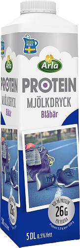 Arla® Protein mjölkdryck blåbär