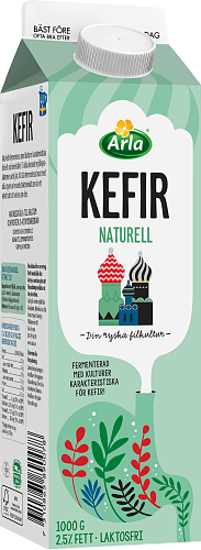 Arla® Kefir naturell