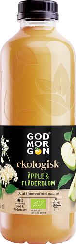 God Morgon® Eko Äpple & Fläder
