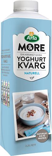 Arla® Yoghurtkvarg naturell