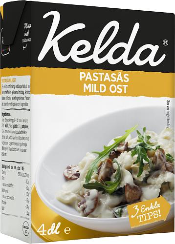 Kelda® Pastasås mild ost