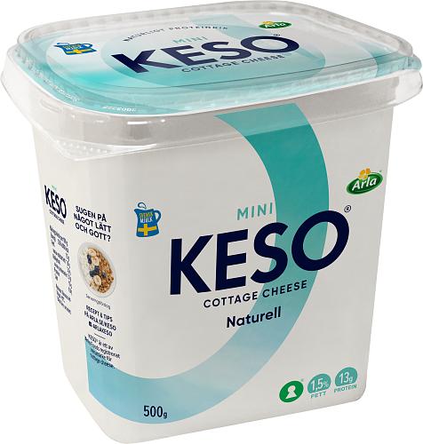 KESO® Cottage Cheese Mini 1,5%