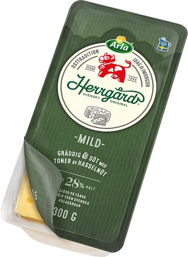 Arla Ko® Herrgård® skivad ost
