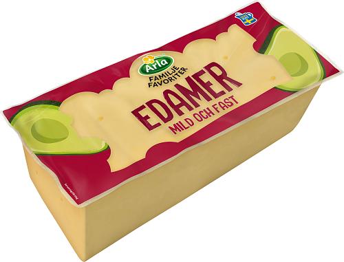 Arla® Familjefav Edamer ost