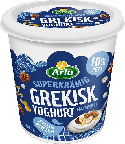 Arla® Grekisk yoghurt naturell 10%