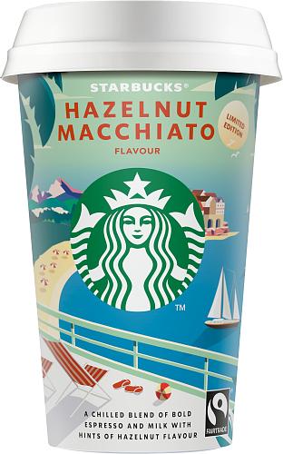 Starbucks® Hazelnut Macchiato