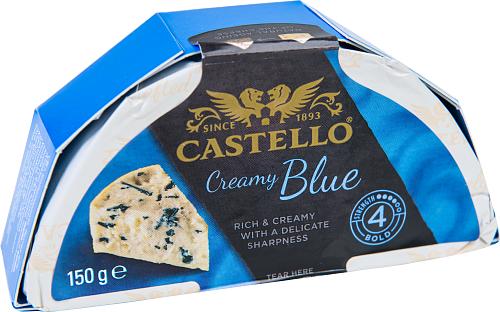 Castello® Blue blåmögelost