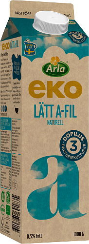 Arla® Eko Lätt A-fil plus Dofilus 0,5%