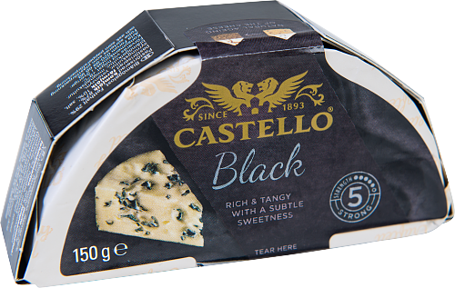 Castello® Black blåmögelost