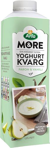 Arla® Yoghurtkvarg päron/vanilj