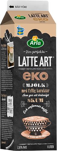 Arla® Latte Art® EKO 2,6%