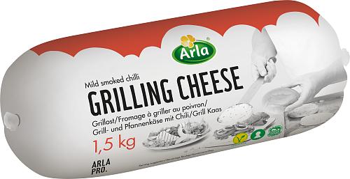 Arla® Pro Grillost mild rökt chili 14%