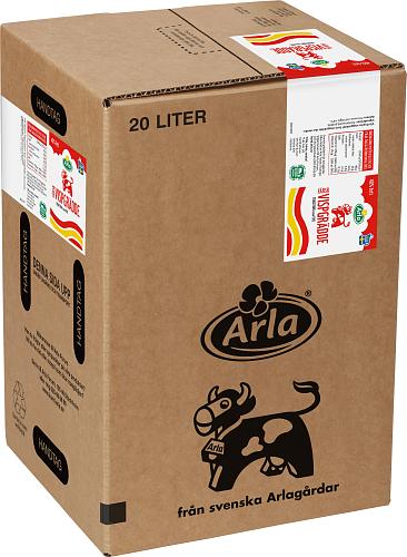 Arla Ko® Färsk vispgrädde 40% BiB