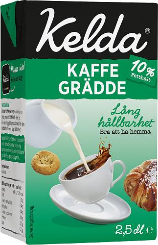 Kelda® Kaffegrädde 10%