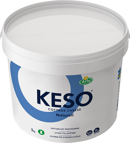 KESO® Cottage cheese 4% hink
