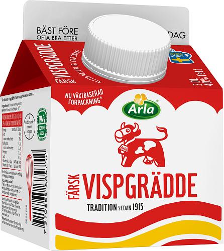 Arla Ko® Färsk vispgrädde 40%
