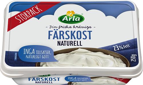 Arla® Färskost Naturell
