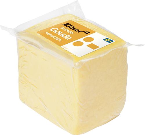 Klöver® Gouda ost