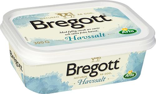 Bregott® Havssalt smör & rapsolja