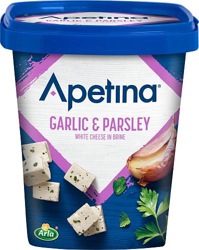 Apetina® Vitost tärnad lake vitlök persi 22%