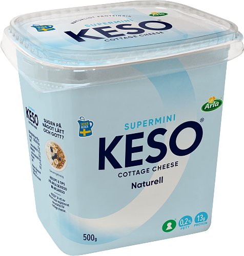 KESO® Cottage cheese supermini 0,2%