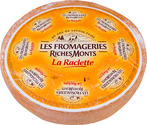 Riches Monts Raclette 26% hårdost