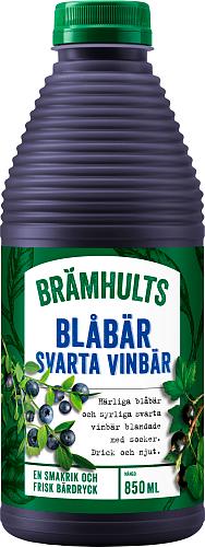 Brämhults Blåbär Svarta vinbär