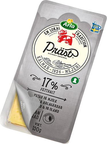 Arla Ko® Präst® 17% skivad ost