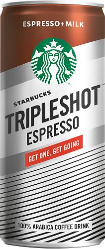 Starbucks® Tripleshot Espresso
